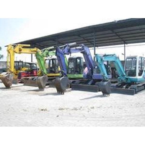 RENTAL - SEWA EXCAVATORS KOMATSU PC40 - PC50 - PC60 - PC75 - PC78 - PC100 - PC128 - PC200 - 7 - PC 200 - 8