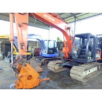 Excavators Hitachi EX100 with Breaker 10 tons RENTAL