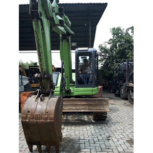 FOR SALE / JUAL MURAH Excavators Komatsu PC75 FOR SALE JUAL Murah Ex Rental