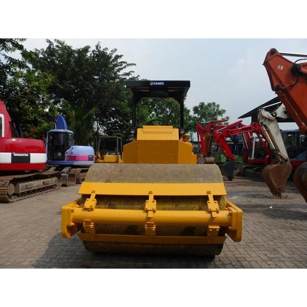 Mini Compactor Vibro Sakai 7 Ton Getar 14 Ton Area Jawa Timur
