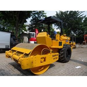Rental Vibro Compactor 14 Ton Sakai / Ingersoll- Rand Surabaya