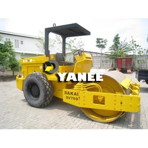 Vibro Compactor 7 14 Ton atau 12 25 Ton By Yanee Sukses Bersama