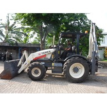 Backhoe Loader Terex 822