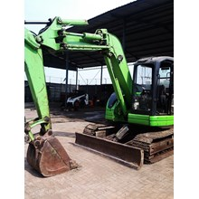 Excavator Dozer Vibro Mini
