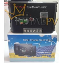 SOLAR CHARGE CONTROLLER PWM 10A