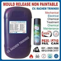P710 Mould Release Agent Non Paintable