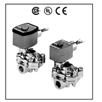 ACO SLOW CLOSING SOLENOID VALVES