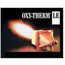 OXY THERM LE GAS BURNER