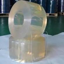 Tirai Plastik  PVC Strip Curtain Clear