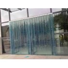 Tirai Plastik ( Bening PVC distributor murah ) 3