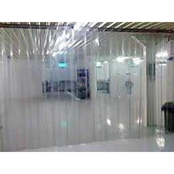 Tirai Plastik ( Bening PVC distributor murah )