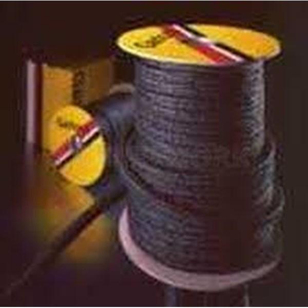 Garlock Gland Packing 1398 graphite PTFE