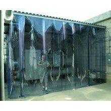 Strip Curtain Doors PVC Roll