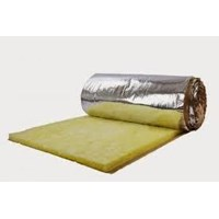 Glasswool Coated Aluminum Damper