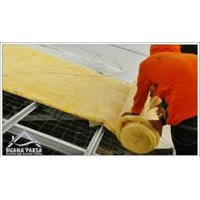 Glasswool For Roof