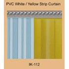 PVC STRIP CURTAIN (Yellow Bandung Tirai) 3