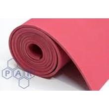 Rubber Sheet Linatex ( Merah )