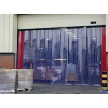 Tirai PVC Curtain Bening Pontianak