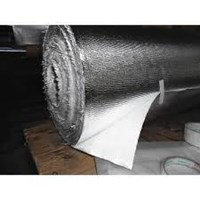 Jual Gasket Asbestos Cloth With Aluminum Foil