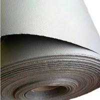 Fiber Glass Cloth Silicone abu-abu