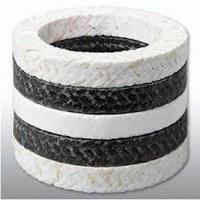 PTFE Graphite Gland Packing Ring Set