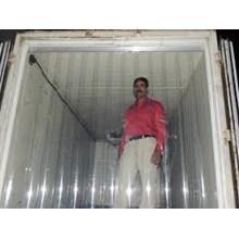 Tirai Plastik Curtain Gunung Putri Bogor