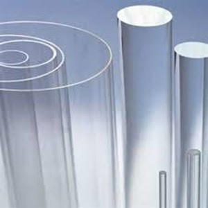 Clear Acrylic Pipe Tubes