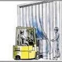Beli Tirai Plastik Curtain Balikpapan Kuning 4