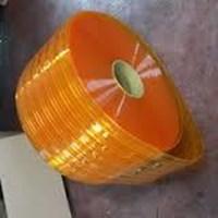 Distributor Tirai Plastik Curtain Balikpapan Kuning 3