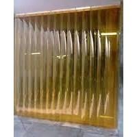 Distributor Tirai Plastik PVC Kuning ( Karawang anti serangga ) 3