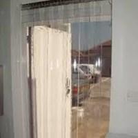 Jual  Tirai PVC Penyekat ( Curtain Bening Bali ) 2