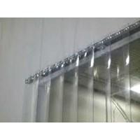 Jual Strip Curtain Wall tirai plastik 2