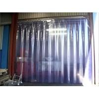 Jual TIRAI PLASTIK STRIP PVC CURTAIN MURAH 2