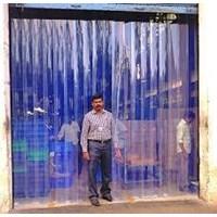 Distributor Tirai Curtain Blue Clear Cikarang Karawang 3