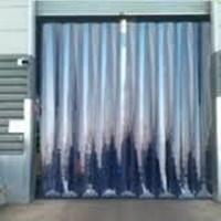Jual Tirai PVC Curtain Blue Clear Cikarang Sulawesi 2