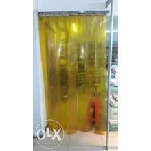 PVC Strip Yellow Karang Tengah dan tangerang