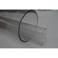 Tabung Akrilik Transparan Pipa di jakarta