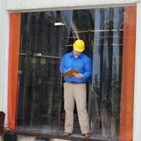 tangerang gorden outdoor curtain kuning