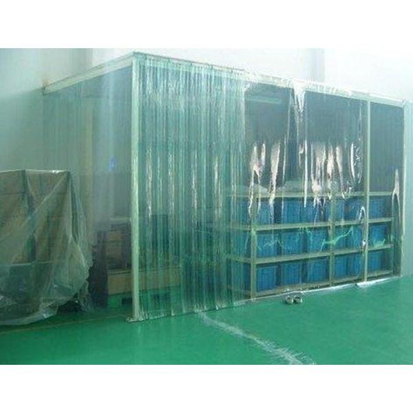TIRAI PLASTIK PVC (TAMAN TEKNO OUTDOOR)