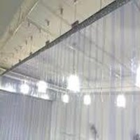 Clear PVC strip South tangerang