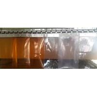 (0857 7944 1780) PVC Plastik Curtain bening