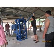 Mesin Press Batako Murah