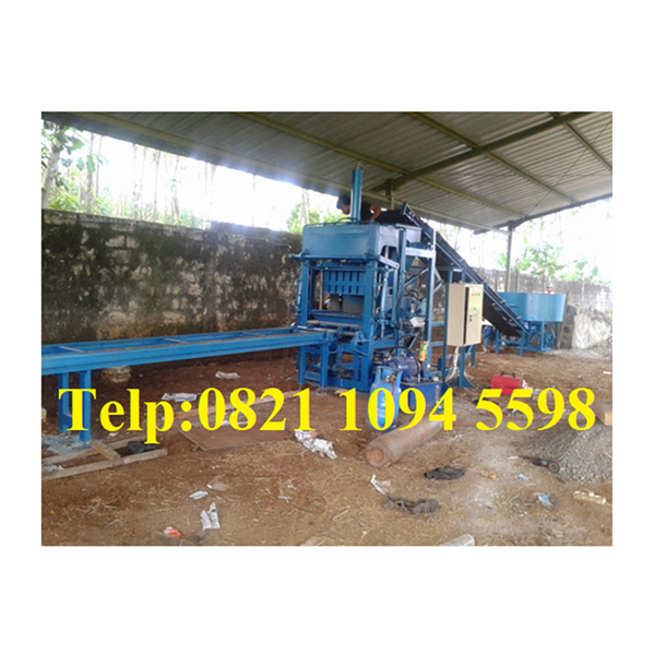 Mesin Batako Paving Block Hidrolik Bogor