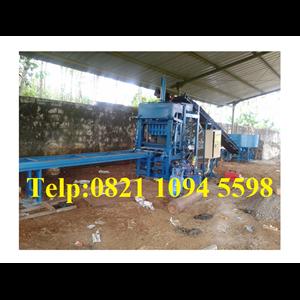 Dari Harga Mesin Batako Paving Block Hidrolik 0