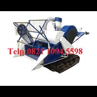 Mesin Combine Harvester Mesin Panen Padi Murah