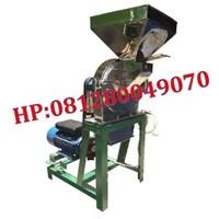 Mesin Penepung Disk Mill Stainless Steel