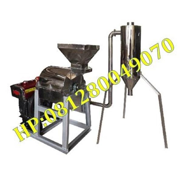 Mesin Penepung Mesin Hammer Mill Cyclon Stainless Steel