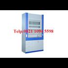 Lemari Laboratorium Chemical Storage Cabinet 1