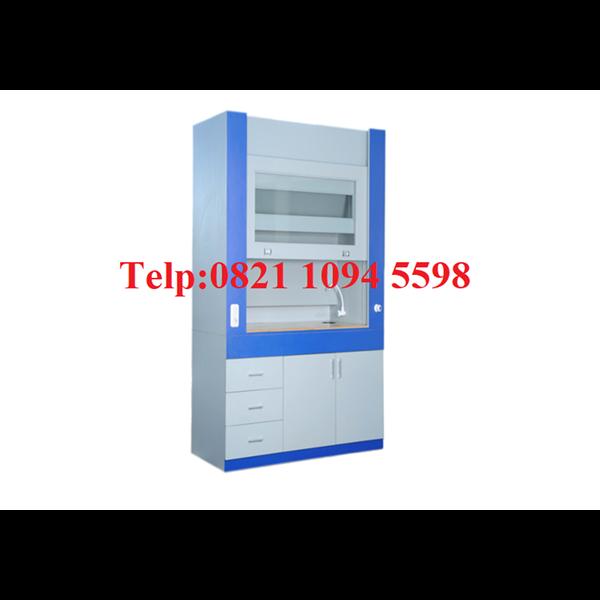 Lemari Laboratorium Chemical Storage Cabinet