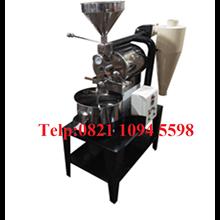 Mesin Sangrai / Roasting / Gongseng Kakao Coklat kapasitas 1 Kg / Batch